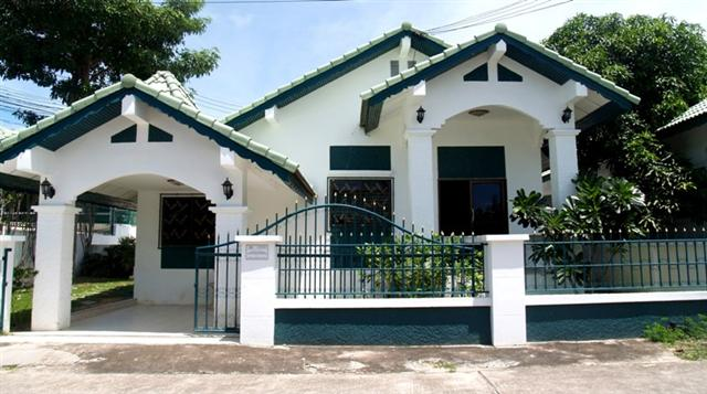Paradise Hill 2- House For Rent - House - Central Pattaya East - Koa Noi