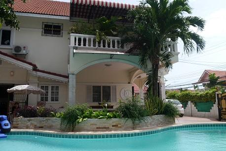 5 bedrooms house for rent - House - Pattaya South -