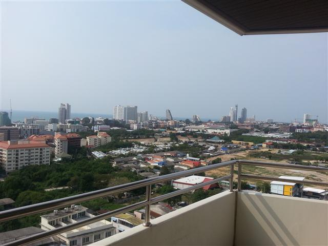 CTPK Tower 56 Sqm condo - Condominium - Pattaya Central - Behind Big C Xtra