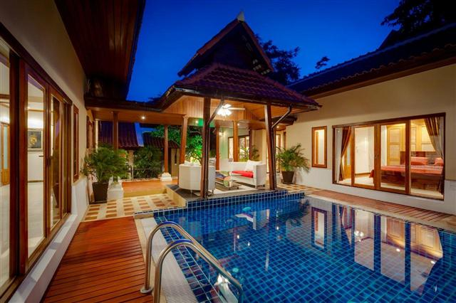 House in Chateau Dale - House - Jomtien - Chateau Dale